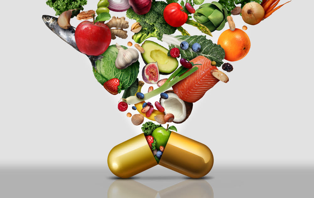 Vitaminok és ásványi anyagok egy kapszulában
