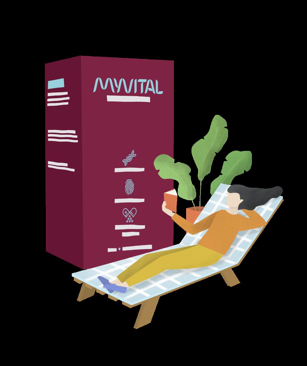 Boldog élet Myvital vitaminnal